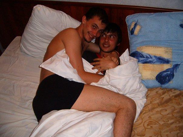 Пьяный гей в бане 2 фотография