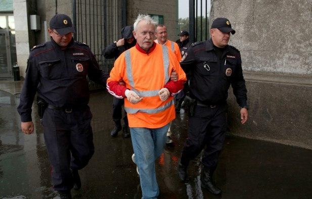 Милиция задержала кандидата в народные избранники Лакеева