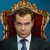 """Митя-премьер отлил очередной, """"деревенский"""" афоризм в граните"""